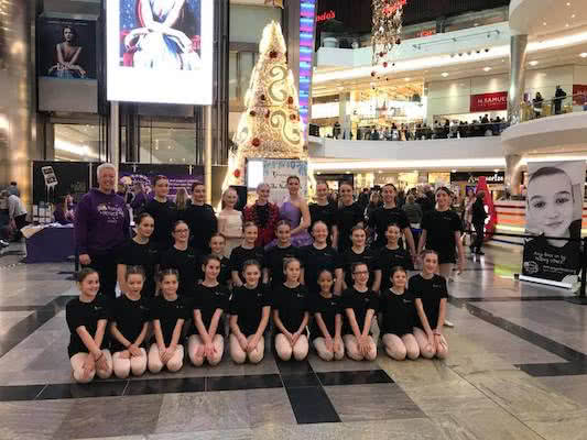 Performances in West Quay